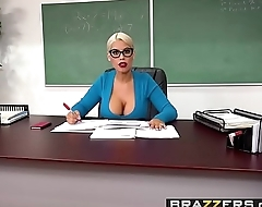 Brazzers - Big Tits at School - (Bridgette B, Alex D) - Trailer preview