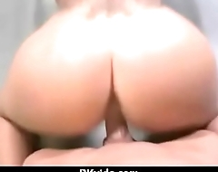 Cute Teen Suck and fucked for cash 17