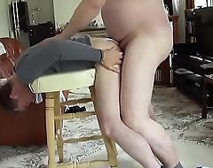 Fuck me Daddy! As you fuck a woman