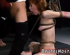 Hard tied bondage and water xxx Sexy young girls, Alexa Nova and
