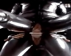 latex dildo riding