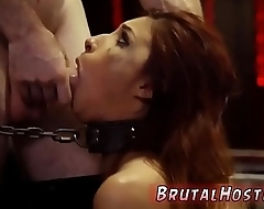 Kept as slave and anal bondage nurse Poor little Jade Jantzen, she