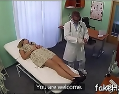 Unforgettable sex with a sexy doctor